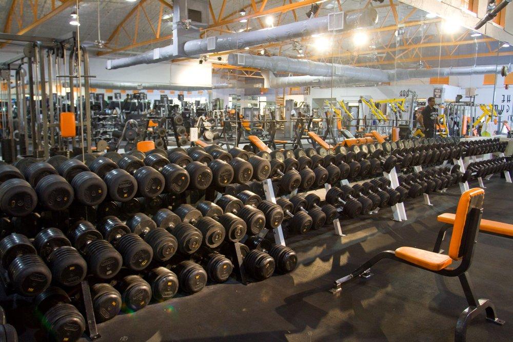 The Gym Downtown: 133 E Robinson St, Orlando, FL