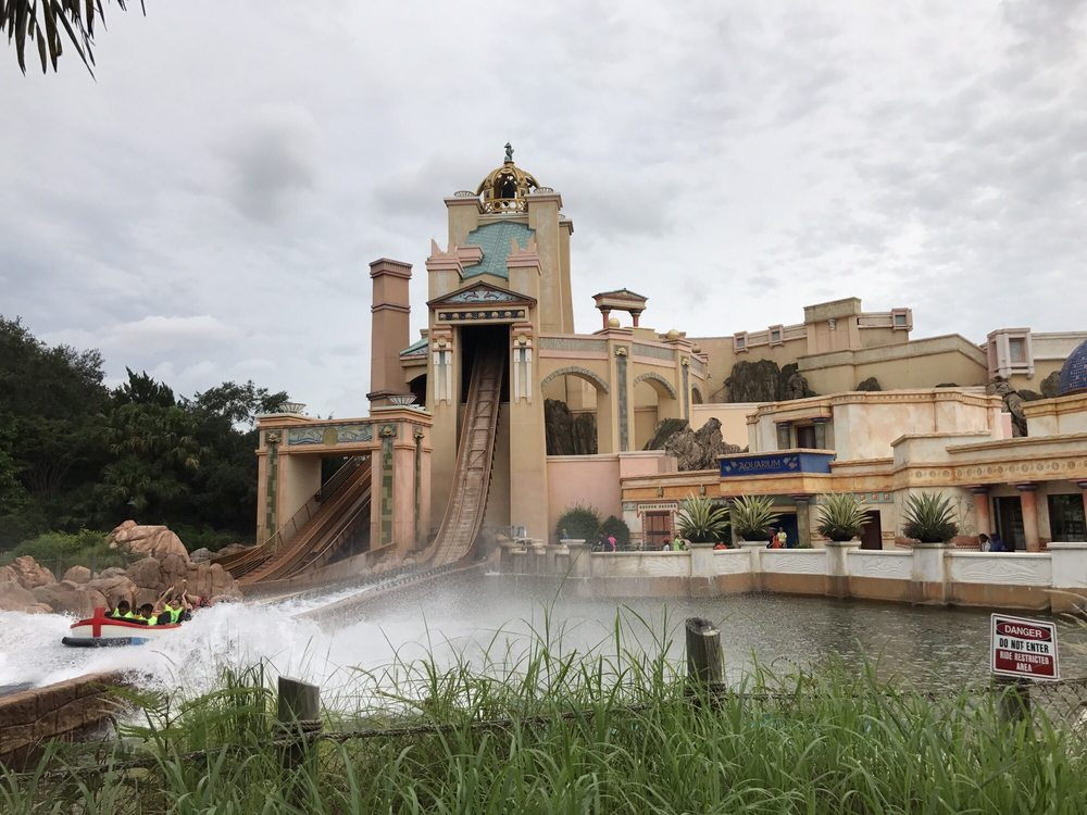Journey To Atlantis: 7007 Sea Harbor Dr, Orlando, FL