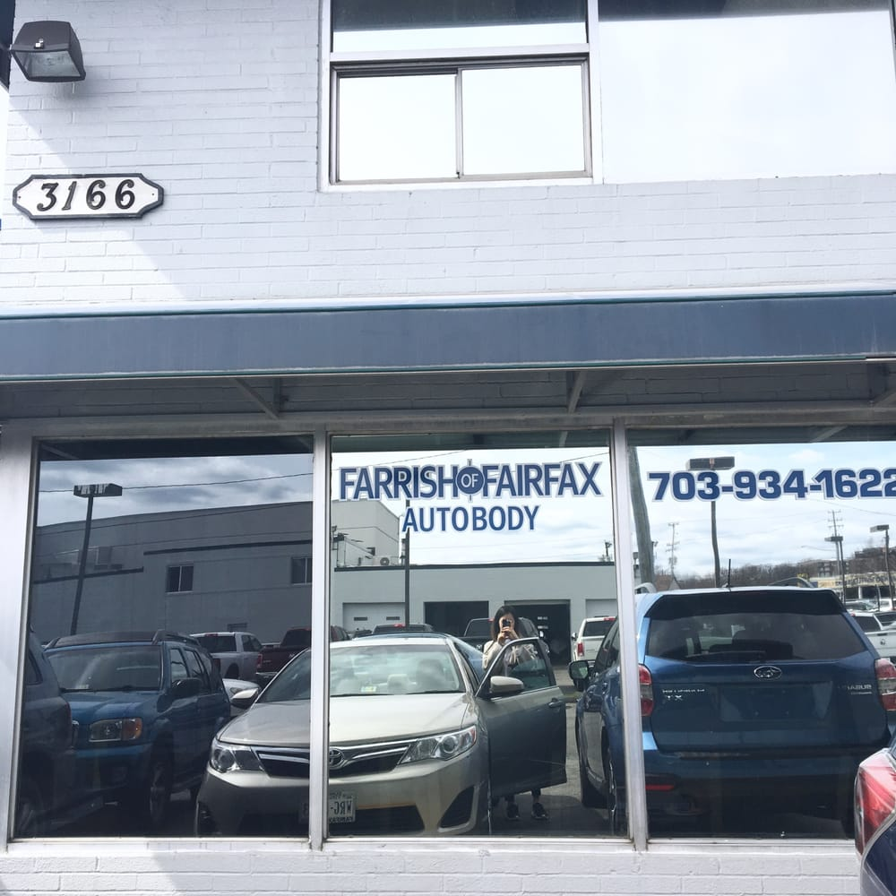 Farrish Of Fairfax >> Farrish Fairfax Auto Body New 17 Reviews Body Shops