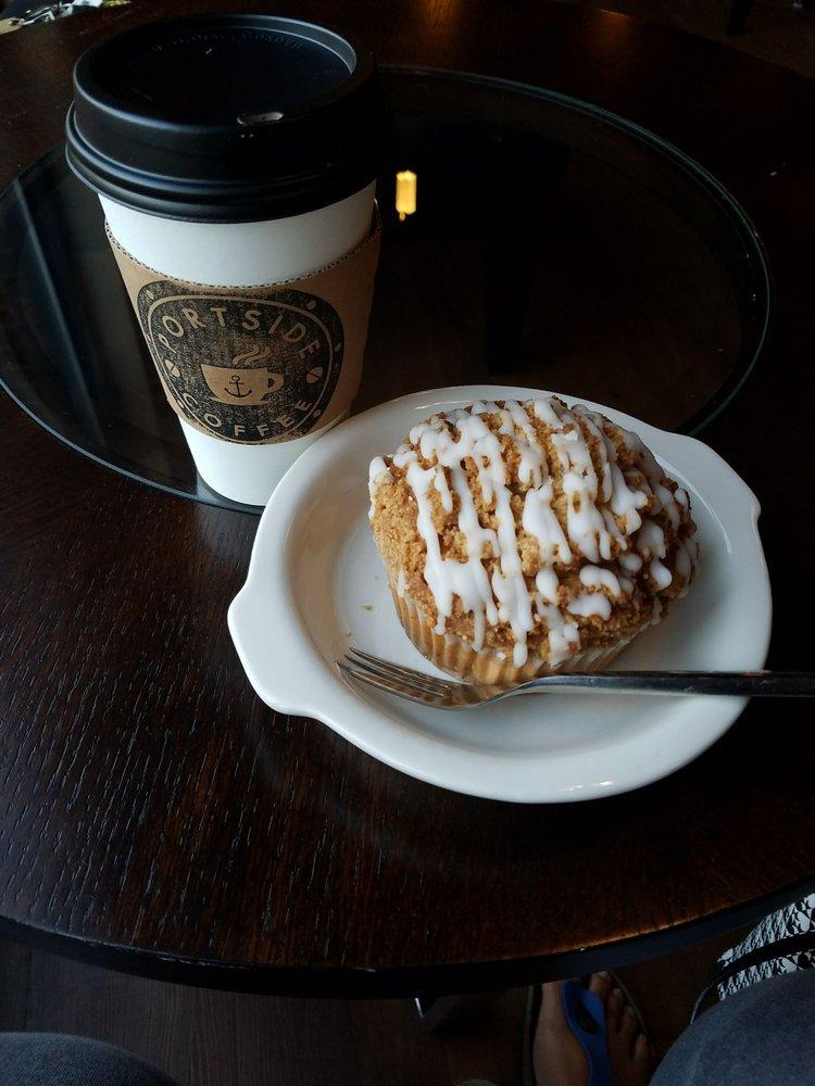 Portside Coffee & Bakery: 446 Madison Trade Plz SE, Leesburg, VA