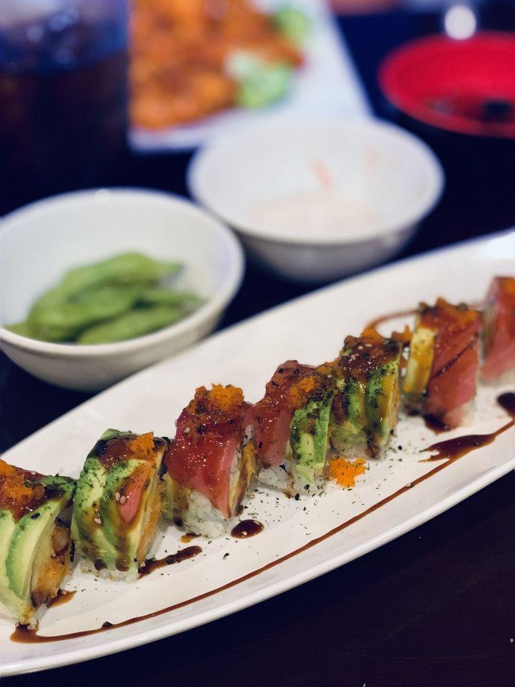 Atami Japanese Grill and Sushi: 3401 Halls Ferry Rd, Vicksburg, MS