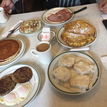 Marvelous Photo Of Original Pantry Cafe   Los Angeles, CA, United States. Our  Breakfast