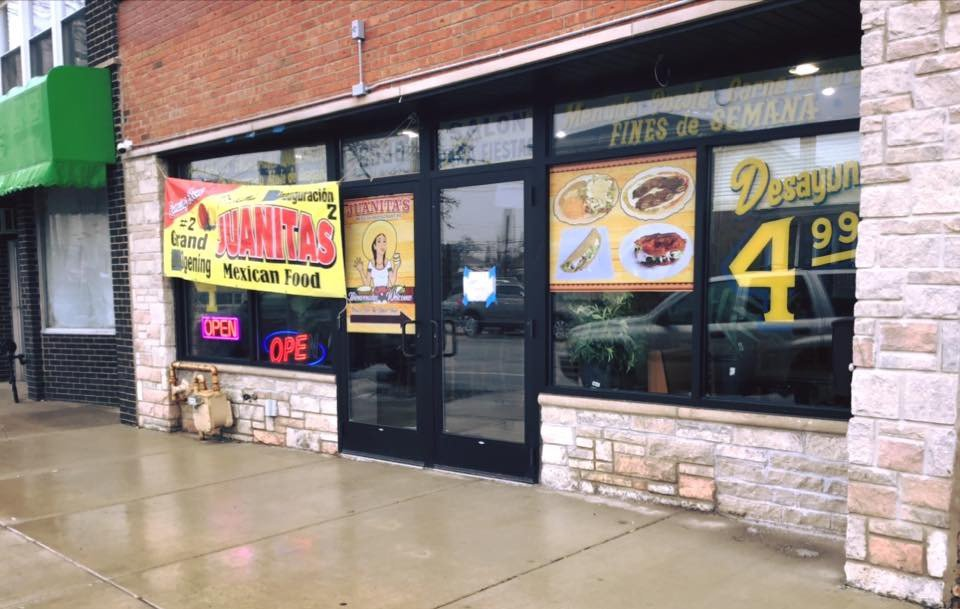Juanitas Mexican food #2: 6539-6541 W 63 St, Chicago, IL