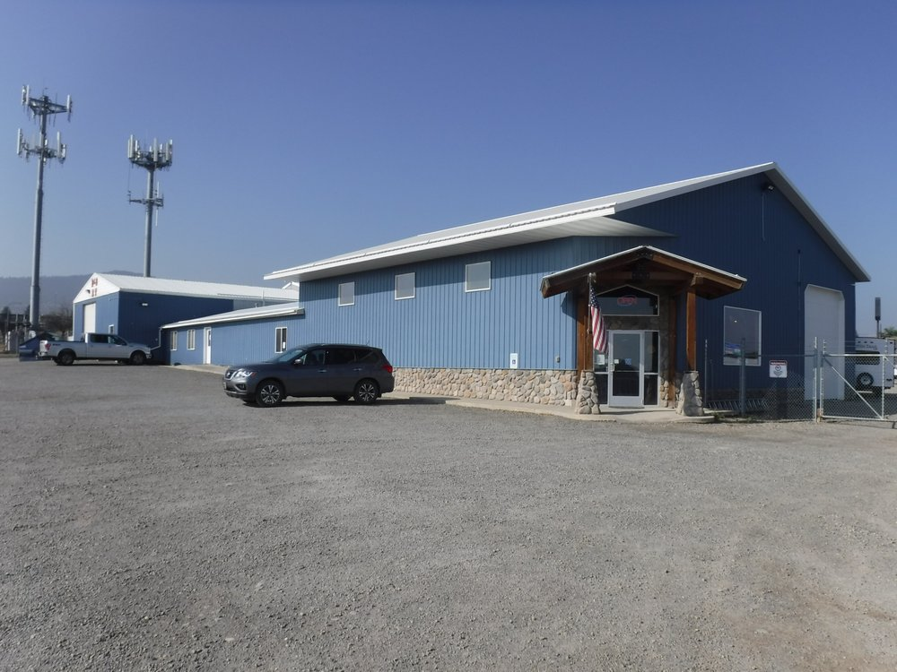 D & D RV Center, LLC: 806 Stanley, Helena, MT