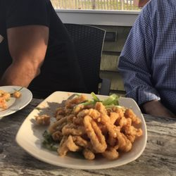 Photo Of Chef Mike S Abg Seaside Park Nj United States Fried Calamari