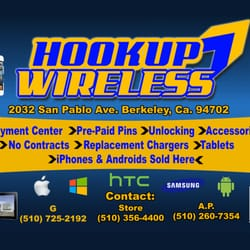 Mobile text hookup