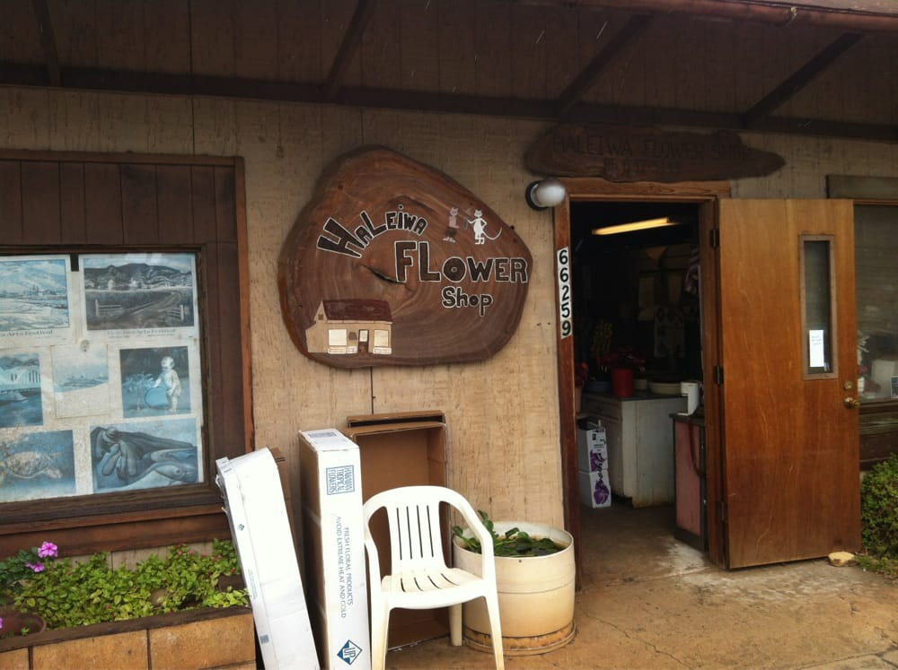 Haleiwa Flower Shop