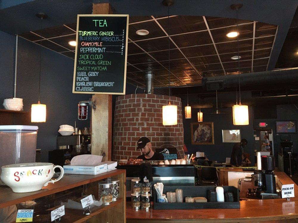 Social Spots from Hendershot's Coffee
