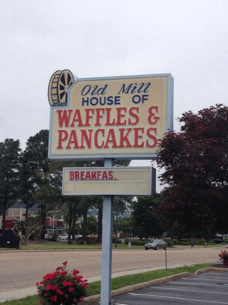 Photos For Old Mill House Of Pancakes & Waffles