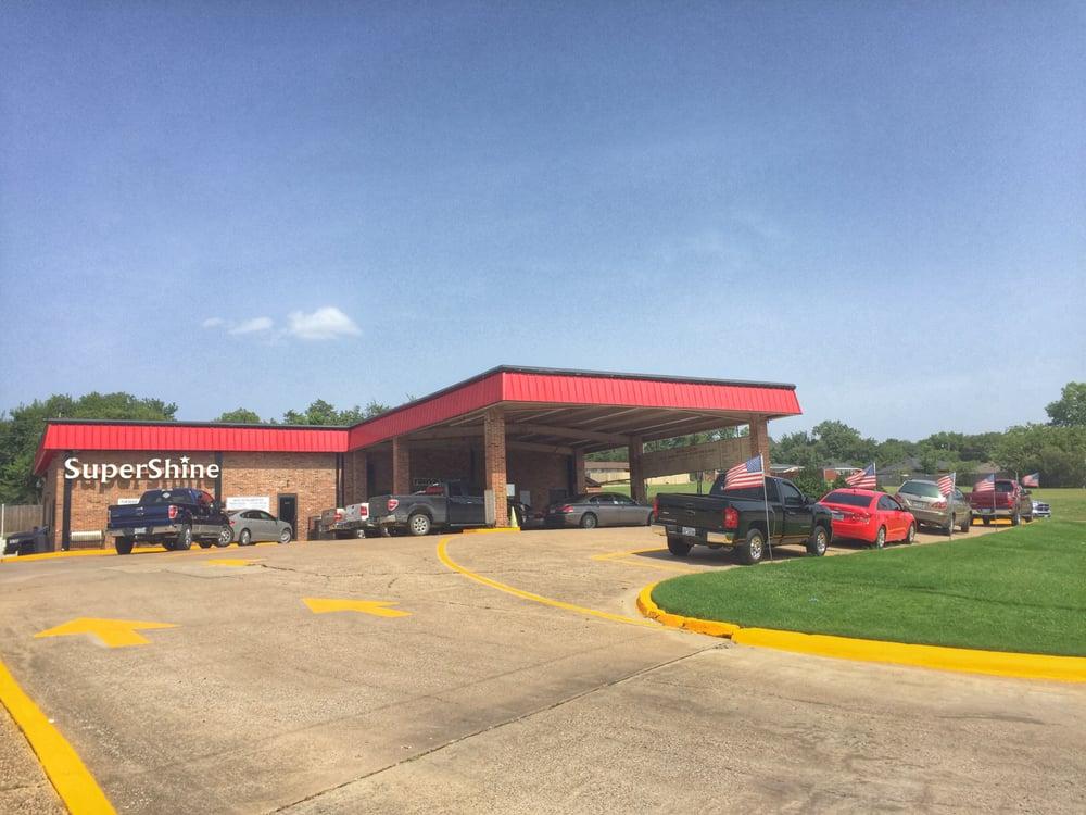 Supershine Car Wash Grand Prairie Tx
