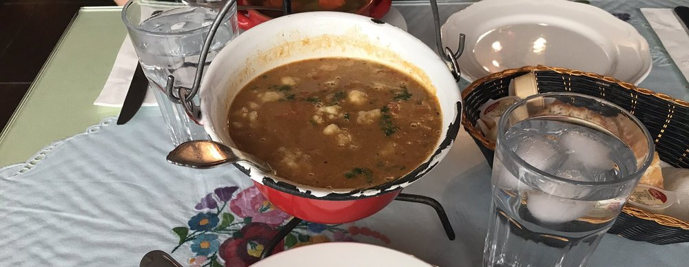 Rhapsody Continental Hungarian Cuisine