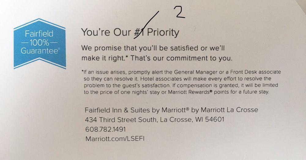Fairfield Inn & Suites by Marriott La Crosse Downtown - La Crosse