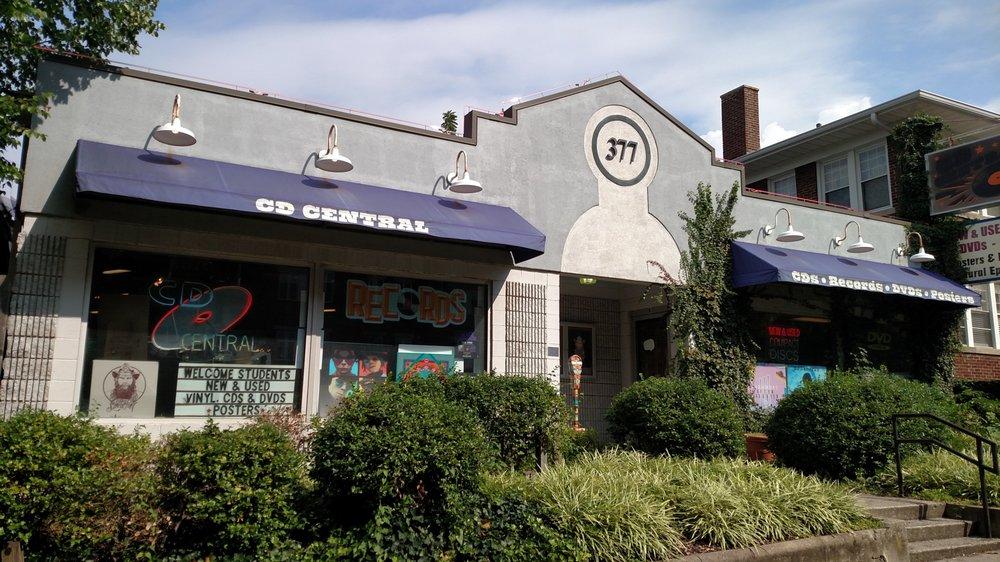 CD Central: 377 S Limestone, Lexington, KY