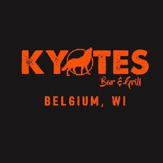 Kyote's Bar & Grill: 129 Spring St, Belgium, WI