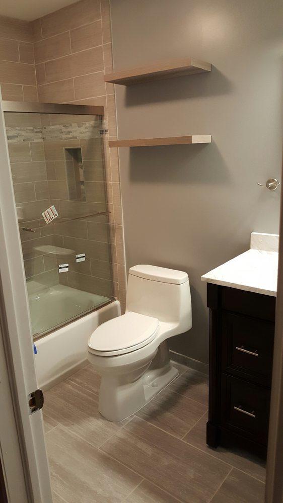 Bathroom Masters: 31 Hillview Ave, Franklin Park, NJ