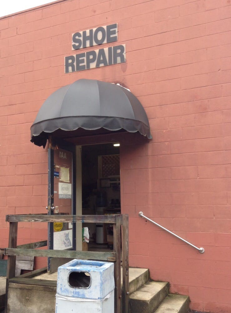 Shoe Repair Asheville Nc