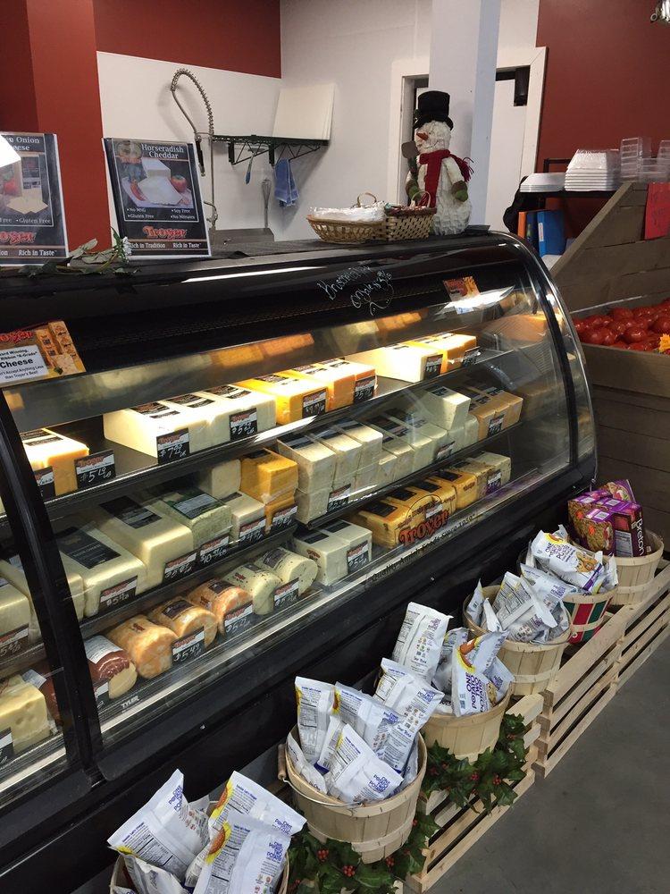 Winslett's Produce Market: 401 Powdersville Rd, Easley, SC