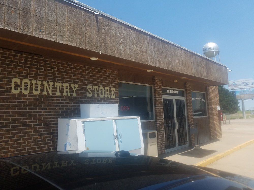 Offerle Country Store | 107 E Rd, Kinsley, KS, 67547 | +1 (620) 659-2549
