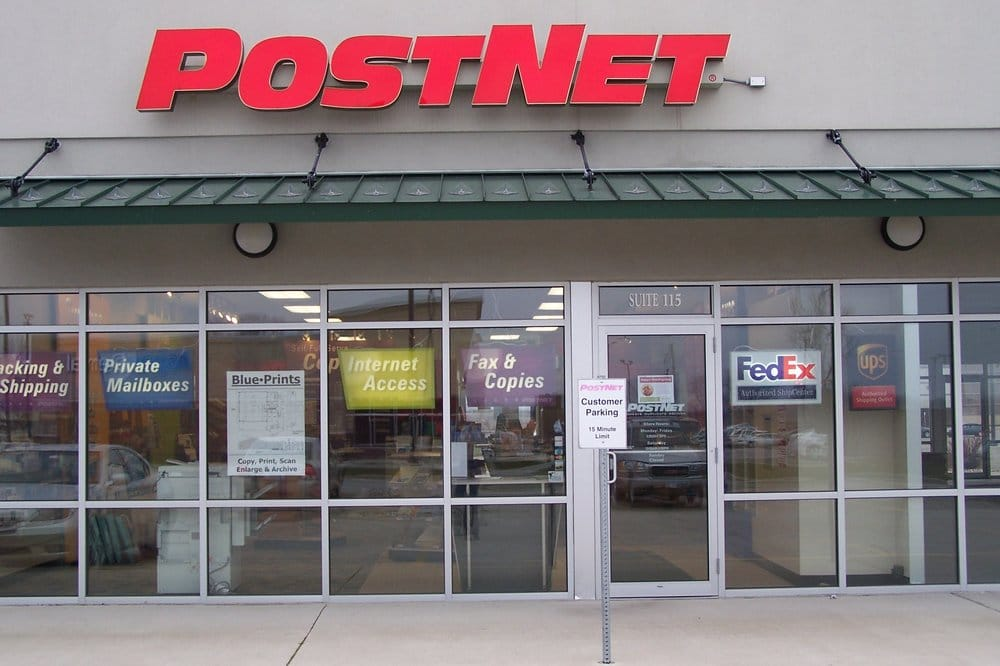 Story City (IA) United States  city photos : Photo of PostNet Mason City, IA, United States. Store Front