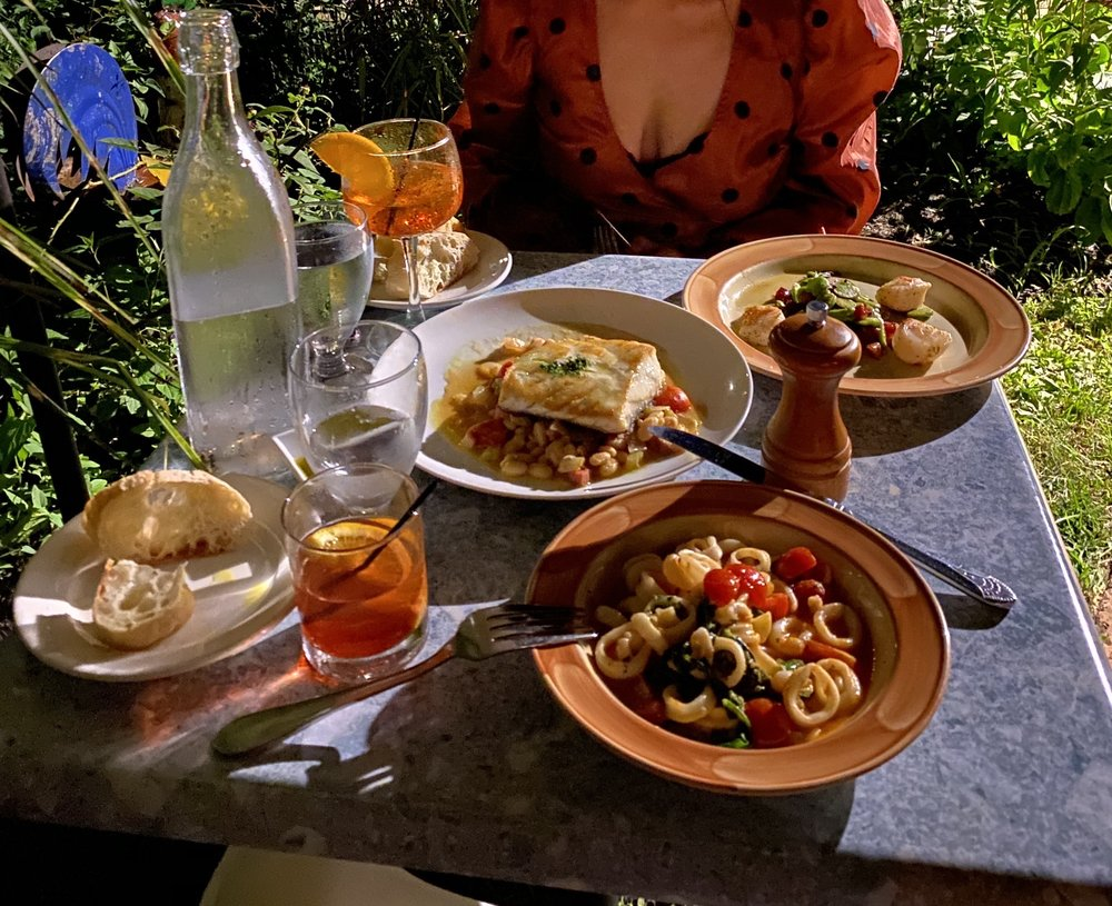 Cathryn's Tuscan Grill: 91 Main St, Cold Spring, NY