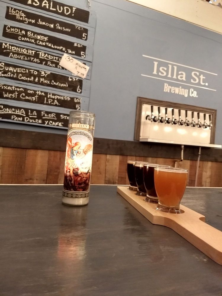 Islla Street Brewing