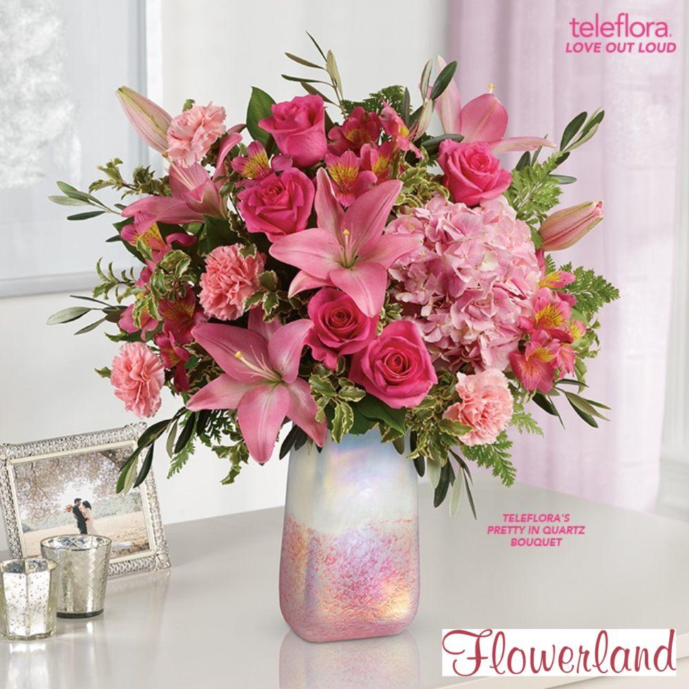 Flowerland: 3419 SE Frank Phillips Blvd, Bartlesville, OK