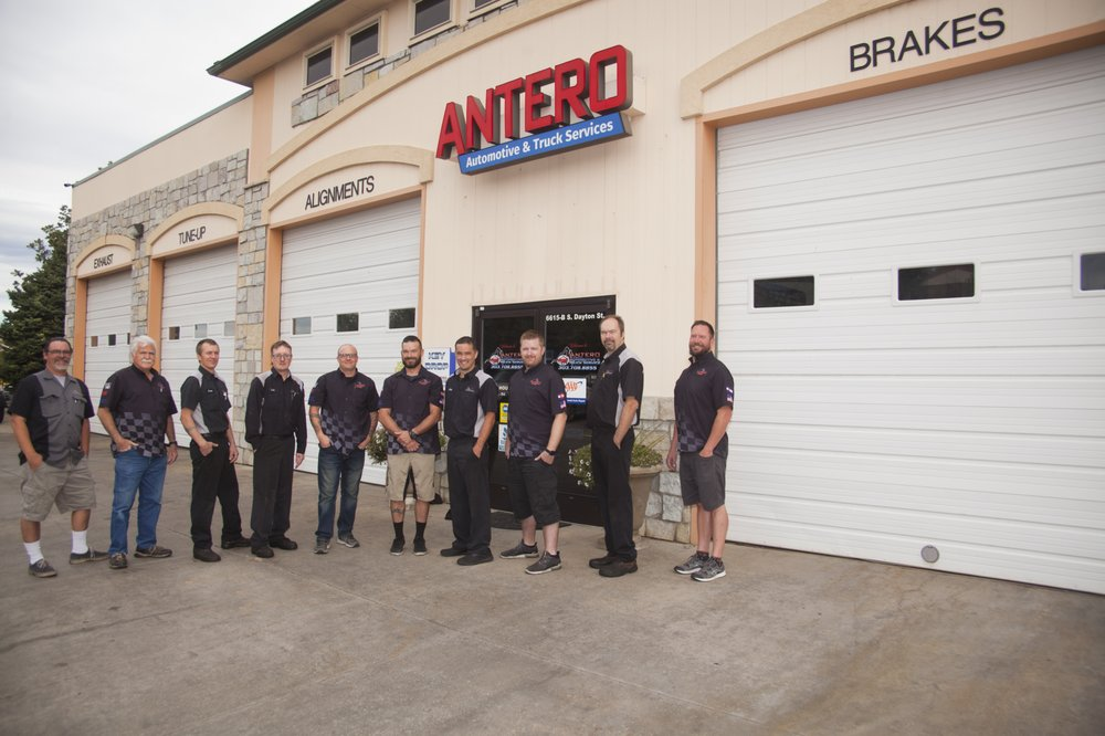 Antero Automotive & Truck Service: 6615 S Dayton St, Greenwood Village, CO