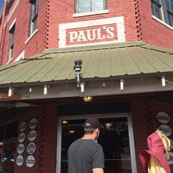Paul S Old Town Cafe Ponchatoula La