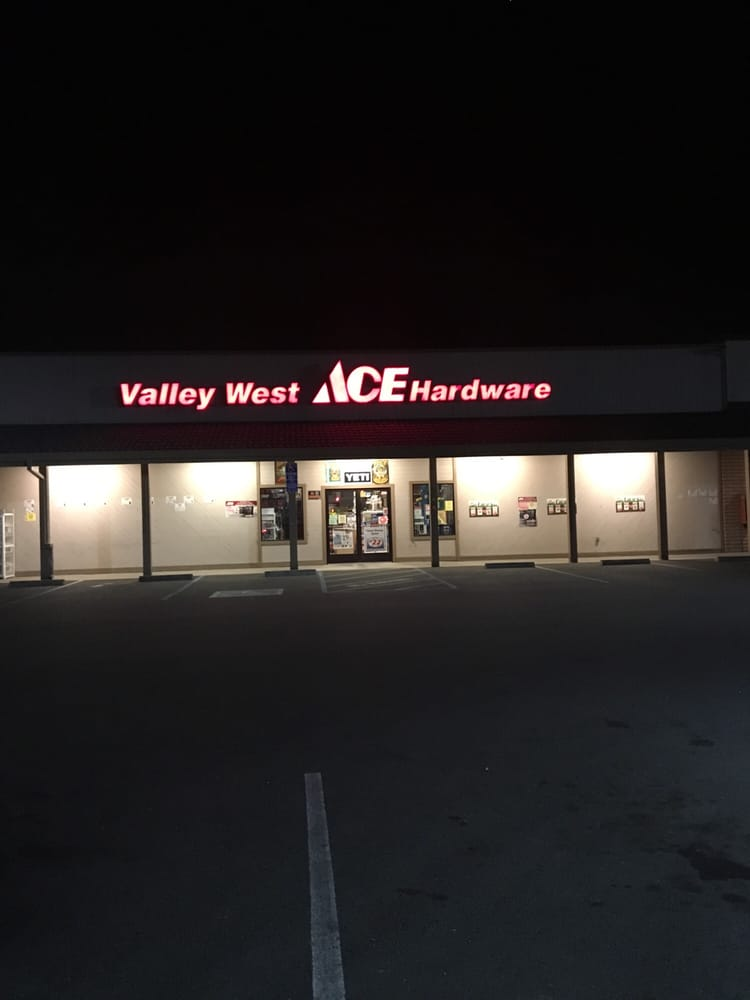 Valley West Ace Hardware: 20639 Gas Point Rd, Cottonwood, CA