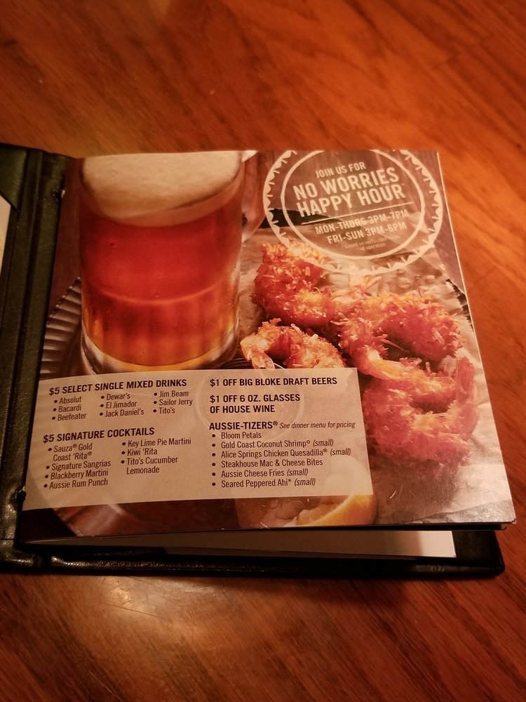 Outback Steakhouse - 151 Photos   152 Reviews - Steakhouses - 6201 N ... 151601c002a