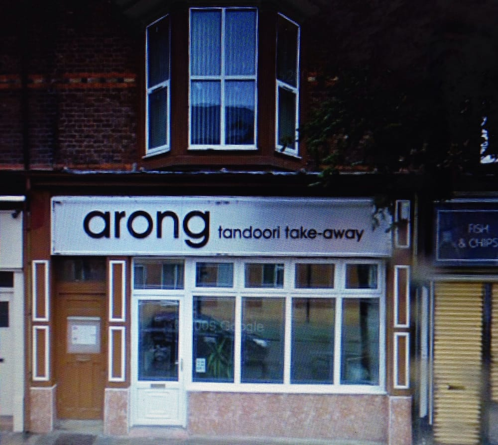 Arong Dial A Curry Takeaway
