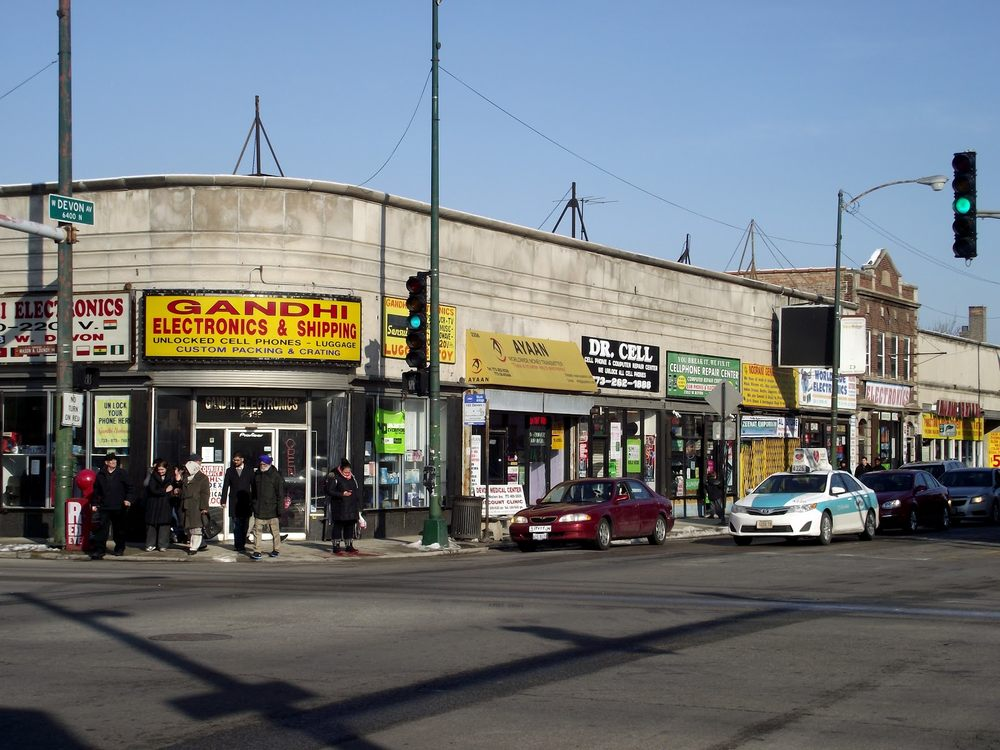 Restaurants Near Me  Ridge Ave