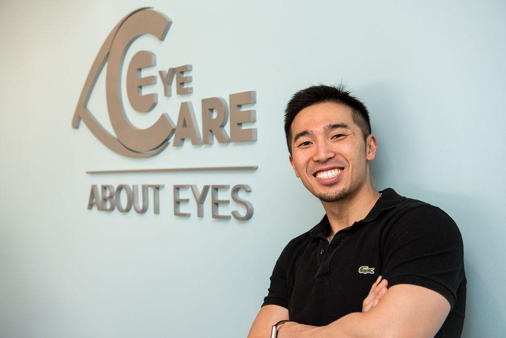 EyeCare About Eyes: 9580 Old Keene Mill Rd, Burke, VA