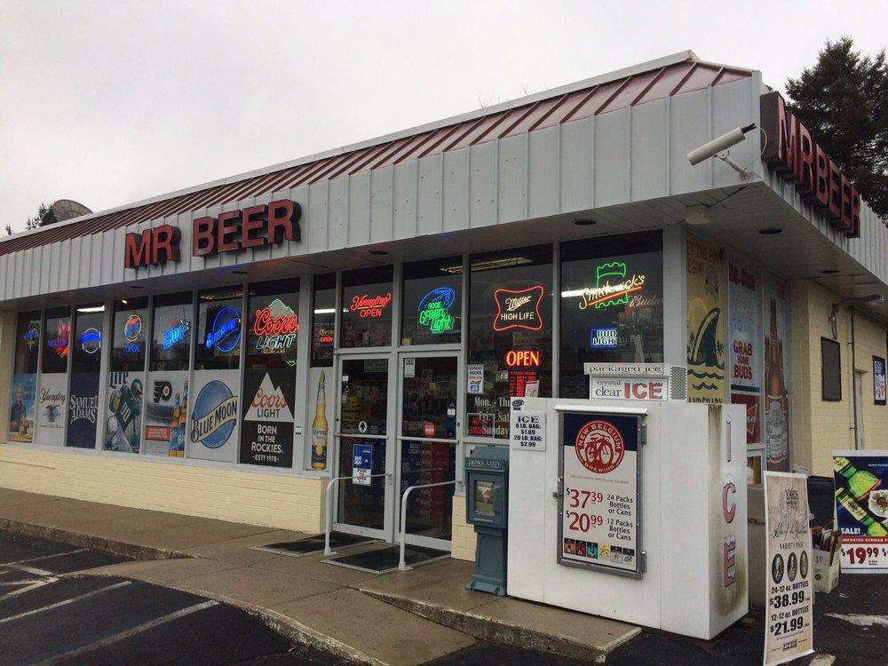 Mr Beer: 4 Cheltenham Dr, Reading, PA
