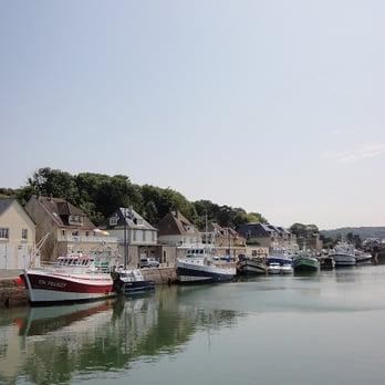 La marie du port fran ais 10 rue fontaine port en bessin huppain calvados france - Restaurant l ecailler port en bessin ...