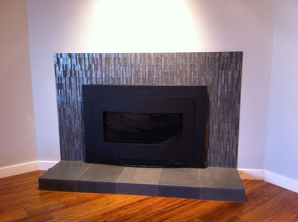 This Used To Be A 1960's Red Brick Fireplace. We Love The