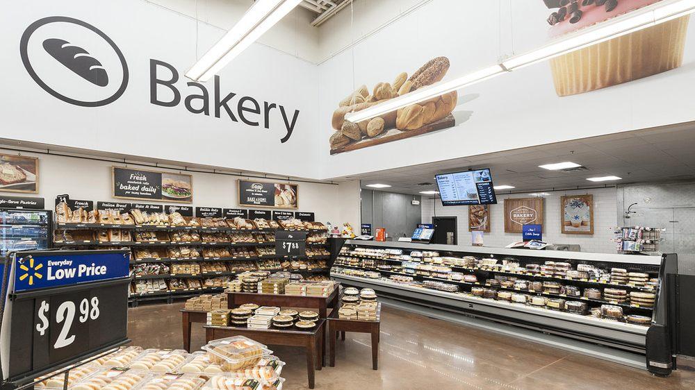 Walmart Bakery: 1000 Old Red Trl NW, Mandan, ND