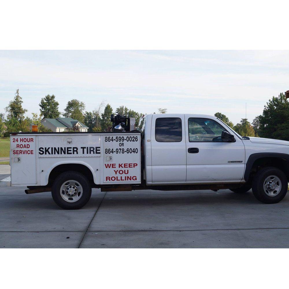 Skinner Tire: 2720 Hwy 292, Inman, SC