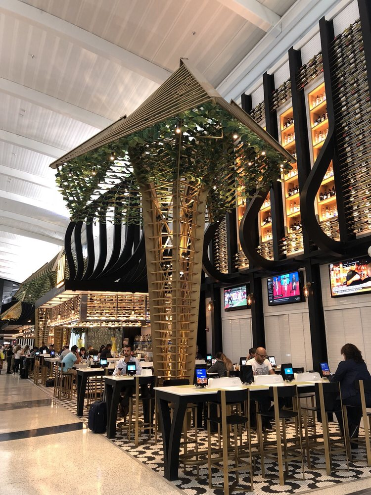 George Bush Intercontinental Airport - Terminal E: 3950 S Terminal, Houston, TX
