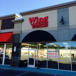 Wing eyecare 24 photos eyewear opticians 142 for Wing eyecare