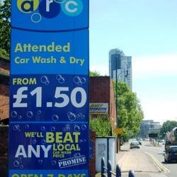 Arc Car Wash Liverpool