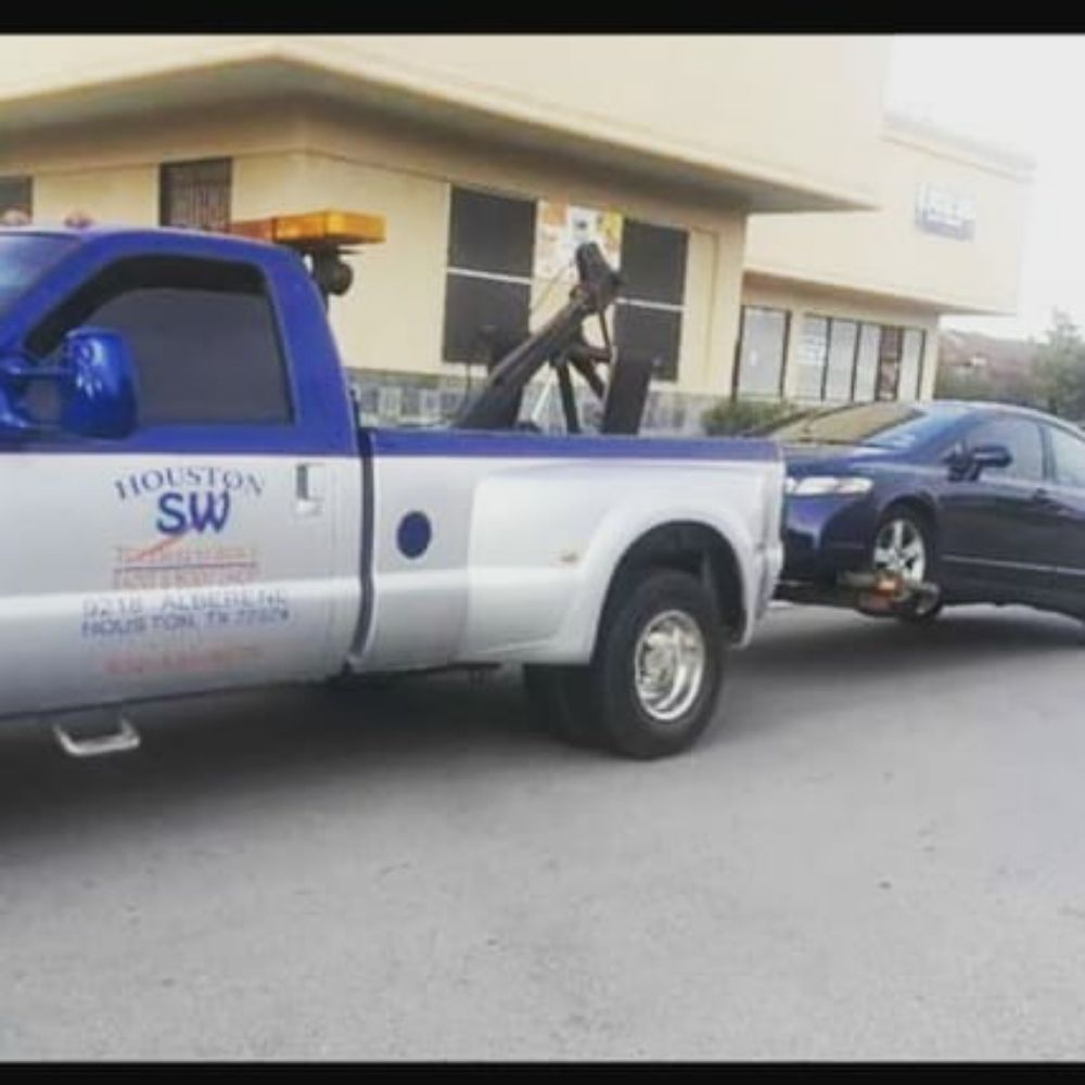 Towing business in Stafford, TX