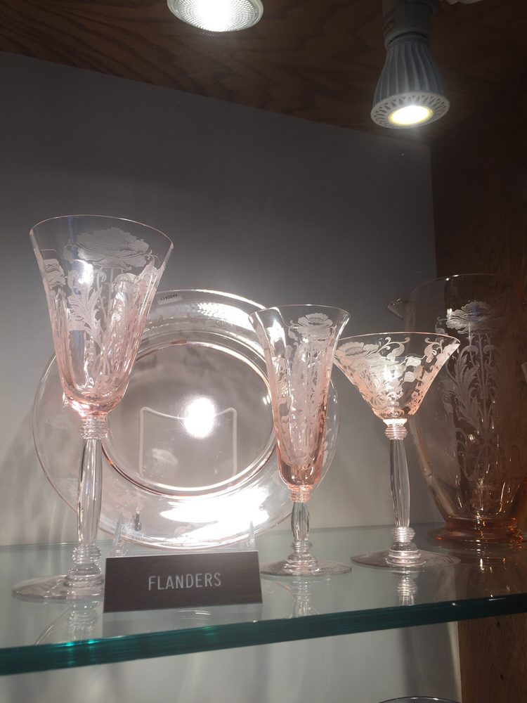 Social Spots from Tiffin Glass Museum
