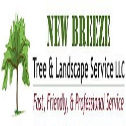 New breeze tree landscape service tree services 39 w for Breeze landscape architects