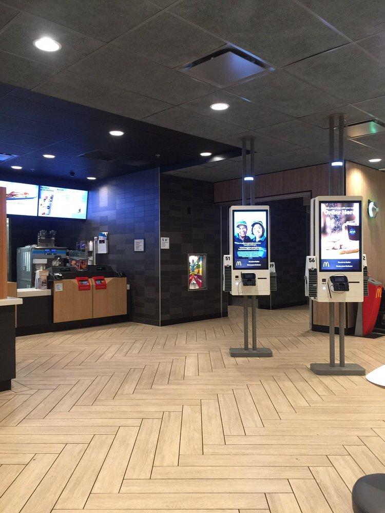 McDonald's: 2230 N 3rd St, Ozark, AR