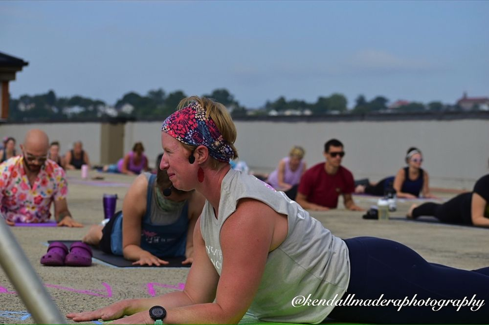 Social Spots from Jaya Yoga