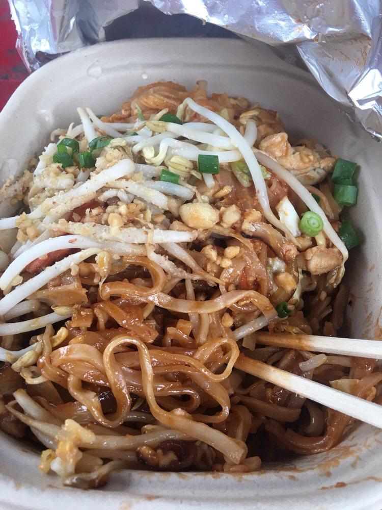 Thai Smile Thai Food