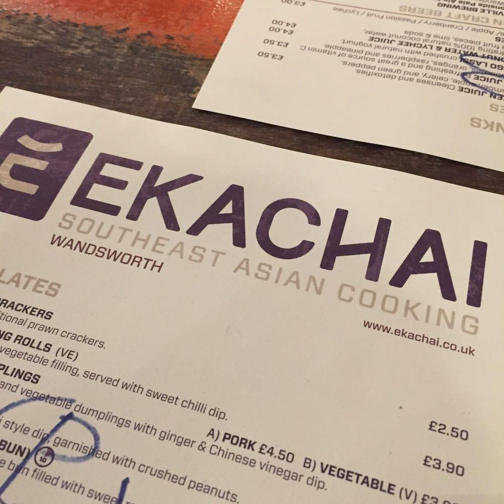 ekachai - 21 fotos & 19 beiträge - asiatische fusionsküche