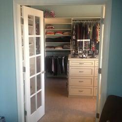 180 Closet Design 114 Photos Cabinetry 5250 Queens Wood Dr