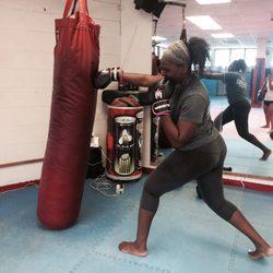 Kickboxing honolulu